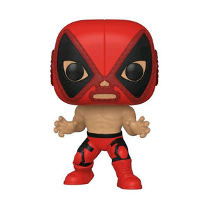 *Pre-order* Deadpool - Luchadore Deadpool Pop! Vinyl (ETA December)