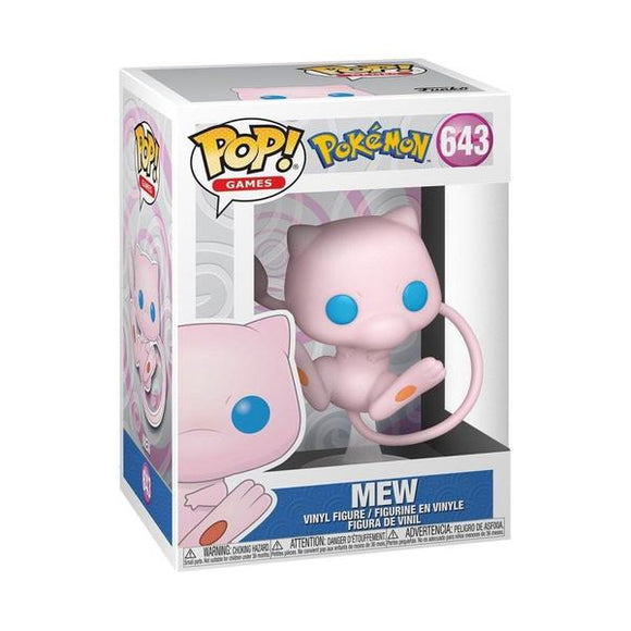 *Pre-order* Pokemon - Mew Pop! Vinyl (ETA January)
