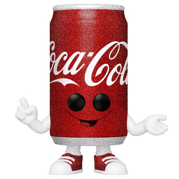 *Pre-order* Coca-Cola - Coke Can Diamond Glitter US Exclusive Pop! Vinyl (ETA January)