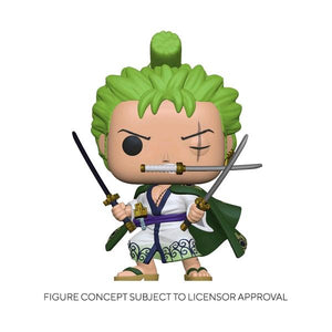 *Pre-order* One Piece - Roronoa Zoro Pop! Vinyl (ETA March)