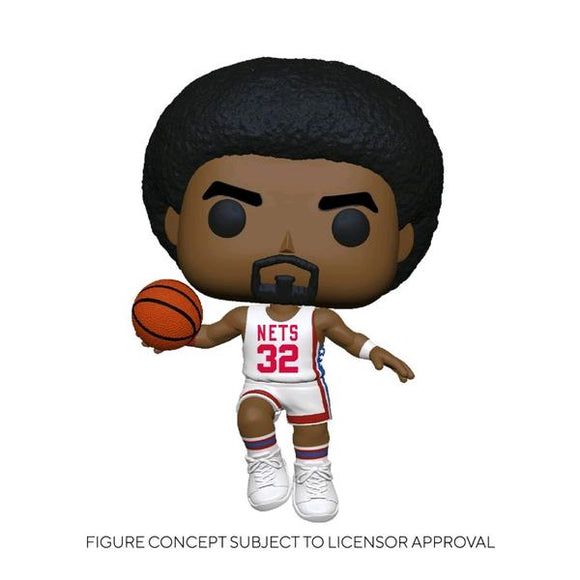 *Pre-order* NBA: Legends - Julius Erving (Nets Home) Pop! Vinyl (ETA May)