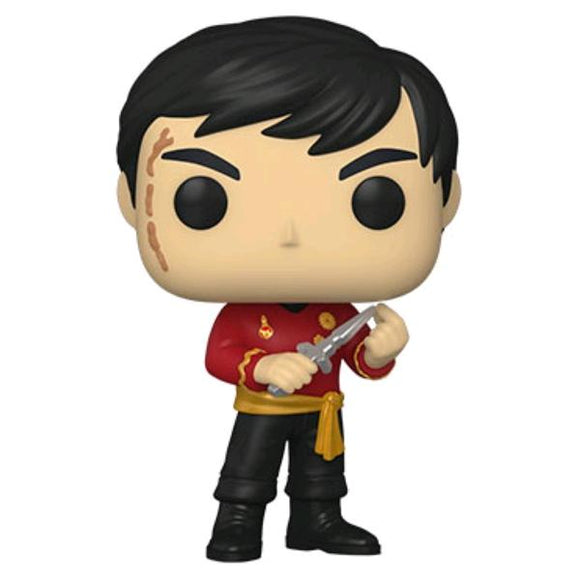 *Pre-order* Star Trek: The Original Series - Mirror Sulu Pop! Vinyl (ETA May)