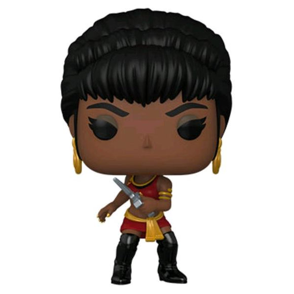 *Pre-order* Star Trek: The Original Series - Mirror Uhura Pop! Vinyl (ETA May)