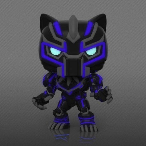 *Pre-order* Black Panther - Marvel Mech Glow US Exclusive Pop! Vinyl (ETA April)