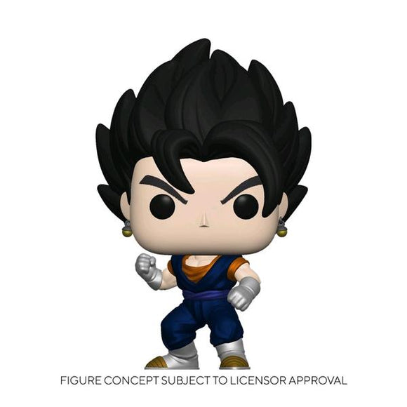 *Pre-order* Dragon Ball Z - Vegito Metallic US Exclusive Pop! Vinyl (ETA April)
