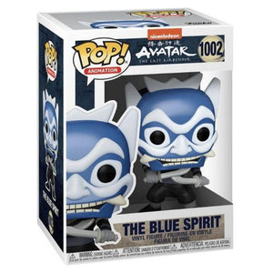 *Pre-order* Avatar: The Last Airbender - Zuko Blue Spirit US Exclusive Pop! Vinyl (ETA June)
