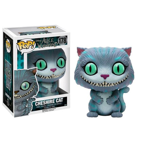 *Pre-order* Alice in Wonderland (2010) - Cheshire Cat Pop! Vinyl (Returning May)