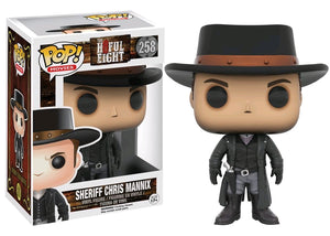The Hateful Eight - Chris Mannix Pop! Vinyl