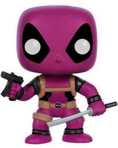Deadpool - Terror (Violet) US Exclusive Pop! Vinyl