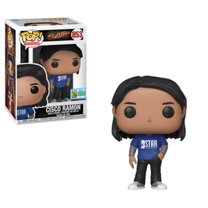 Flash - Cisco Ramon Pop! Vinyl SD19