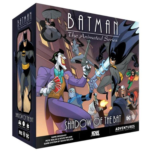 *Pre-order* Batman: The Animated Series - Shadow of the Bat Board Game (ETA December)