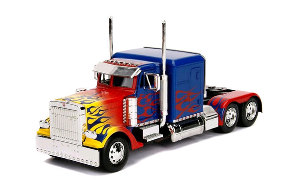 Transformers - Optimus Western Star 1:24 Hollywood Ride