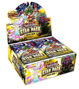 Yugioh - Star Pack Battle Royal Booster Box