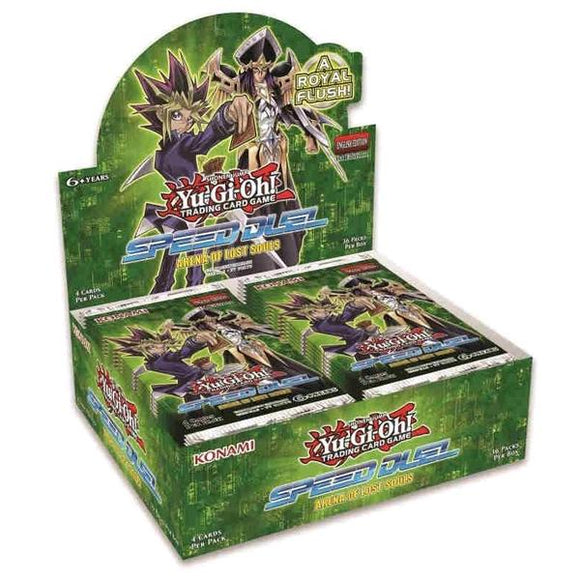 Yugioh - Speed Duel: Arena of Lost Souls Booster Box