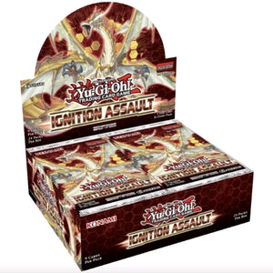 Yugioh - Ignition Assault Booster Box