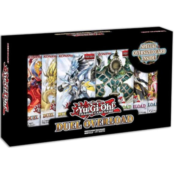 *Pre-order* Yugioh - Duel Overload Box Set (19th March)