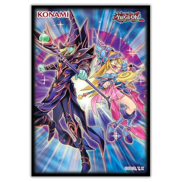 *Pre-order* Yugioh - Dark Magicians Card Sleeves 50ct (24th September)