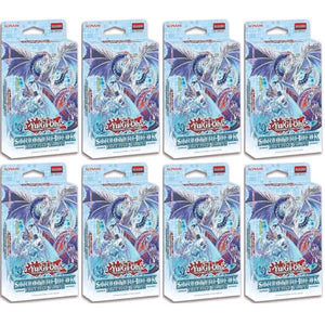 *Pre-order* Yugioh - Freezing Chains Structure Deck (18th February)