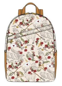 Harry Potter - Birds and Flowers Mini Backpack