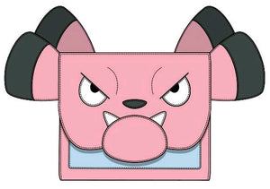 Pokemon - Snubbull Head Wallet