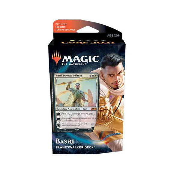 *Pre-order* Magic the Gathering - Core 2021 Planeswalker Decks (ETA July)