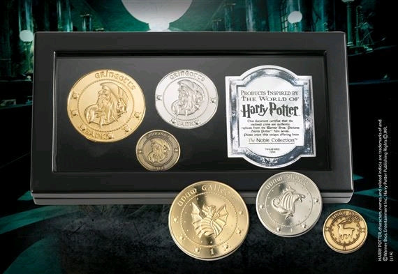 Harry Potter - Gringotts Coin Collection