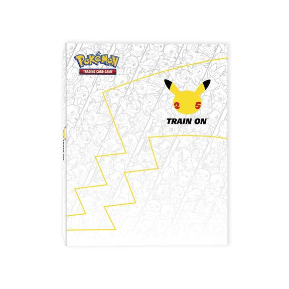 Pokemon - TCG - 25th Anniversary - First Partner Collector's Binder