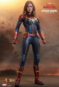 "Captain Marvel - Captain Marvel 12"" 1:6 Scale Action Figure"