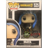 Borderlands - Maya as Siren US Exclusive Glow CHASE Pop! Vinyl