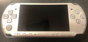 Sony PSP Playstation Portable Console PSP-3002 Silver