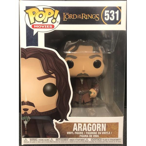 Lord Of The Rings - Aragorn Pop! Vinyl