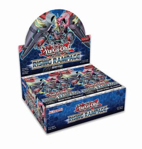 YuGiOh Rising Rampage Booster Box