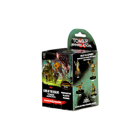 Dungeons & Dragons - Icons Of The Realms Tomb Of Annihilation Figure