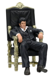 "Scarface - Tony Montana in Chair 7"" Statue"