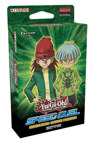 Yugioh - Speed Duel Ultimate Predators Starter Deck