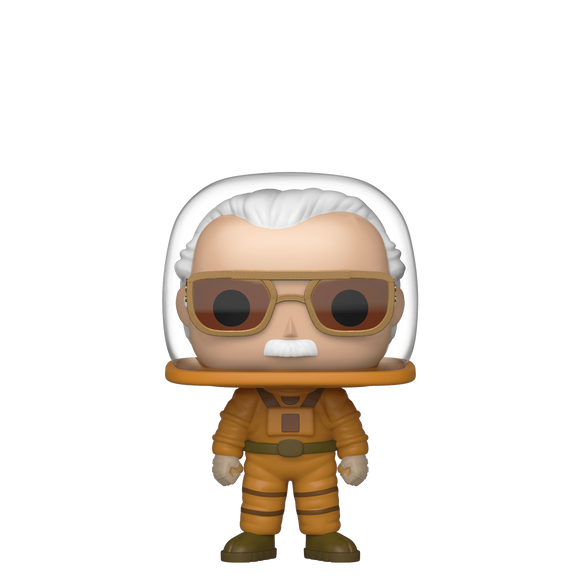 Stan Lee - Cameo GotG2 Astronaut NYCC 2019 Exclusive Pop! Vinyl