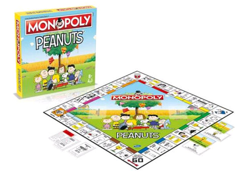 *Pre-order* Monopoly - Peanuts Edition (ETA October)