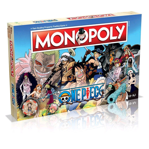 *Pre-order* Monopoly - One Piece Edition (ETA September)
