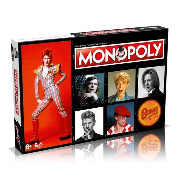 *Pre-order* Monopoly - David Bowie Edition (ETA September)