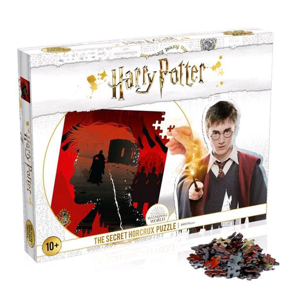 *Pre-order* Harry Potter - Secret Horcrux 1000 piece Jigsaw Puzzle (ETA September)