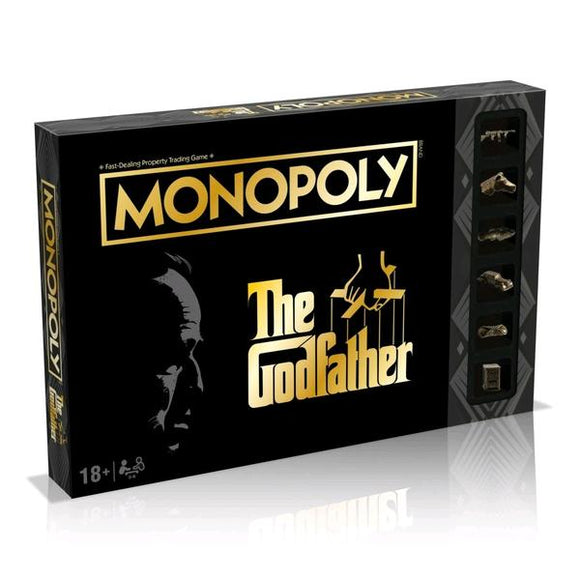 *Pre-order* Monopoly - The Godfather Edition (ETA October)