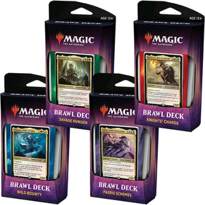 Magic the Gathering - Throne of Eldraine Brawl Deck