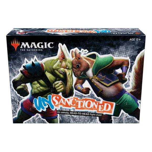 *Pre-order* Magic the Gathering - Unsanctioned (28th February)