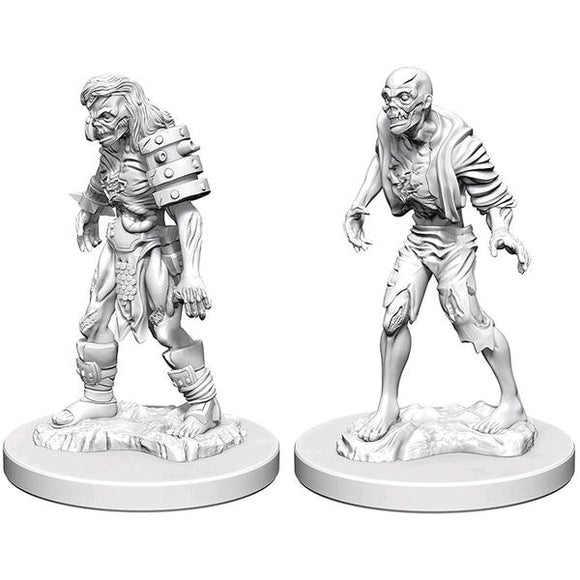 Dungeons & Dragons - Nolzur's Marvelous Unpainted Minis: Zombies