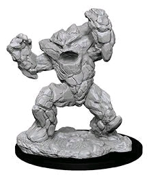Dungeons & Dragons - Nolzur's Marvelous Unpainted Minis: Earth Elemental
