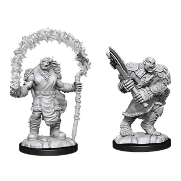 *Pre-order* Dungeons & Dragons - Nolzur's Marvelous Unpainted Minis: Orc Adventures (ETA August)