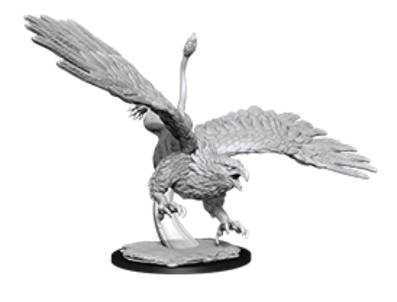 *Pre-order* Dungeons & Dragons - Nolzur's Marvelous Unpainted Minis: Diving Griffon (ETA August)