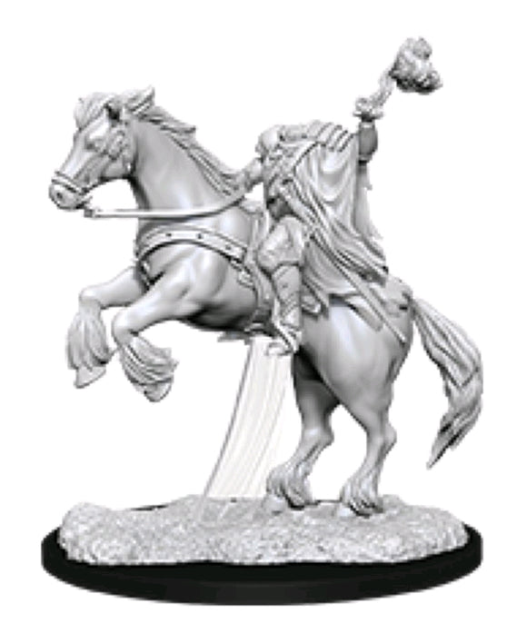 *Pre-order* Pathfinder - Deep Cuts Unpainted Miniatures: Dullahan Headless Horsemen (ETA August)
