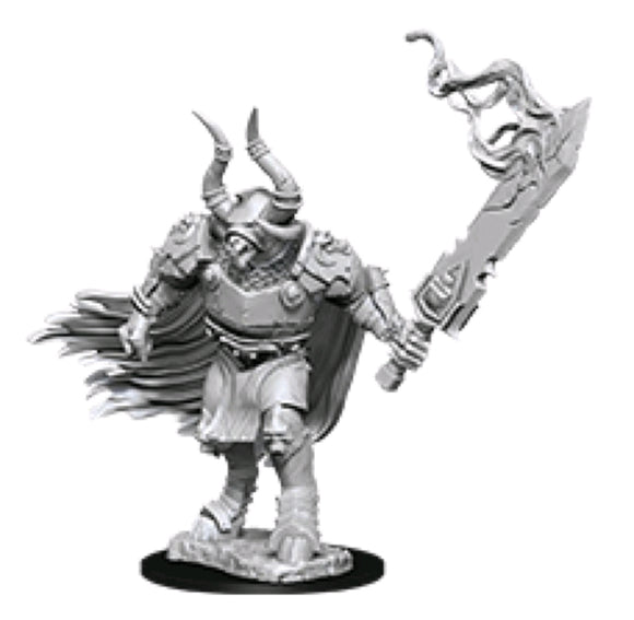 *Pre-order* Pathfinder - Deep Cuts Unpainted Miniatures: Minotaur Labyrinth Guardian (ETA August)
