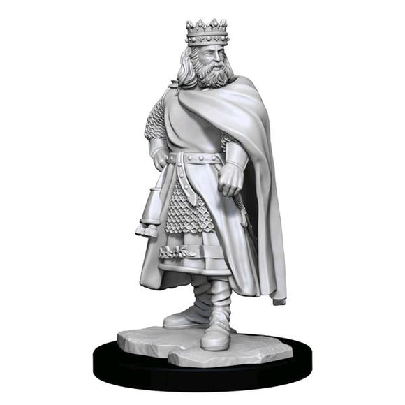 *Pre-order* WizKids - Deep Cuts Unpainted Miniatures: Towns People: Castle 1 (ETA August)